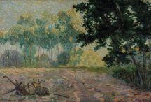 Martín Malharro (1865–1911) / Art from Argentina.