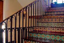 Πλακάκια σκάλας