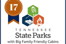 State Parks with Big Family Accommodations / State Parks with onsite accommodations for big families