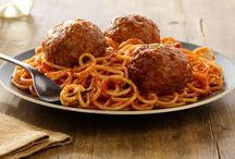 food/pasta / by barbara miller