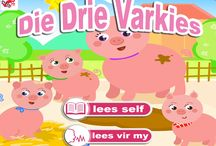 Kinderstorie in Afrikaans