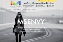 MsEnvy Social Media Pages