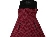 Winter Dress / Con un gran abrigo y una panties gruesas, estos vestidos van sí o sí en tu outfit