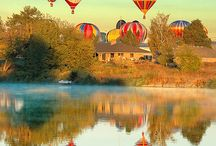 Up Up and Away / by Marilyn Cady