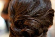 elegant hair