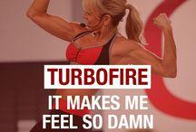 Fitness - TurboFire / by Joanna Acclis