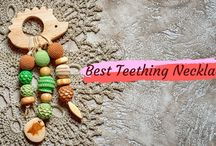 Best Teething Necklace: The Perfect Way To Relive Your Baby's Teething Pain