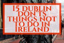 The Irish adventure