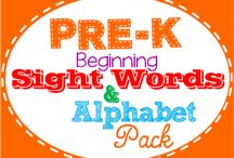 Sight Word Activities / by Michelle Schlosser