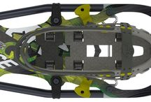 * Unisex Snowshoes * Raquettes unisexe * / If you're thinking about buying a new pair of snowshoes visit http://www.gvsnowshoes.com