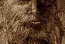Bigfoot/Sasquatch/Yeti... / by JoAnn Rogers