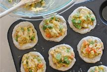 Lunch Ideas..making that move / Needed some ideas on how to make lunch with whatever is left in the cupboards!