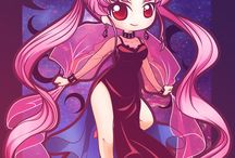Chibi Moon // Sailor Moon