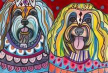 Crazy dogs !!