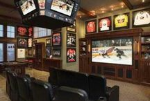 Interesting Game Room features / home arcade  / Some interesting ideas to compliment game rooms. www.arcadespecialties.com