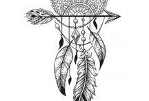 Mandala / Maori tattoo