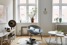 Interior Style Scandinavian Chic