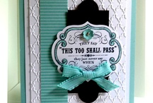 Stampin Up / by Helen Salter
