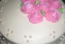 My Wilton Method Class Cakes