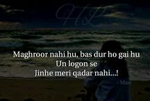 Urdu poetry I love