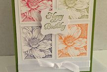 "Stamp:Nature's Wonders / Handmade cards featuring the stamp set ""Nature's Wonders"" by Stampin' Up."