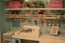 My dreams for a sewing room / by Beverly Goodrich
