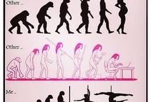 Evolution / by J. Trbl
