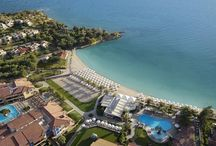 Anthemus Sea Beach Hotel & Spa, 5 Stars luxury hotel in Sithonia - Nikiti, Offers, Reviews