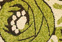 Bean art