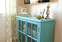 Furniture Redos & Painting Tips