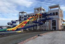 Sunset Resort Water Park - Construction Updates - 21.12.2015