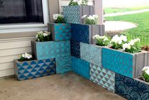Cinder Block Ideas