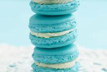 Biscuits macaroons