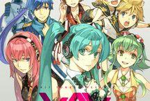Vocaloids ^^