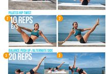 Workouts / Workouts and Exercises