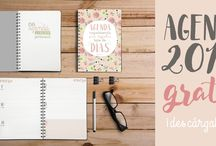 agendas y planners