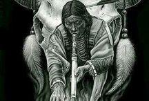 Native American Tattoos