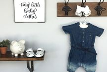 Tiny Little Baby Clothes / Tiny Little Baby Clothes is a photo series sharing style inspiration for the fabulous baby – and for moms who love to look at sweet little outfits.