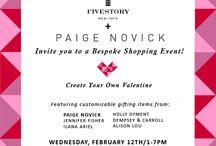 Pink is the warmest coleur / Rose Gold Picks - V-day by Paige Novick