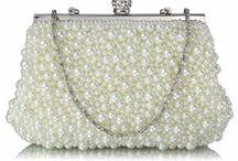 Bridal & Wedding Evening Clutch Bags / Bridal & Wedding Evening Clutch Bags
