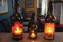 Halloween & Beer / Beer and Halloween recipes, crafts, fun