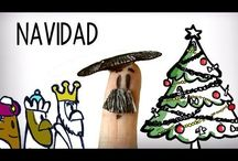 Clase de español Navidad