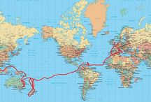 Routes and Locations