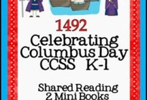 Holidays Columbus Day / Everything you can imagine for the holiday...  Recipes, clothing, education, decorating!!  You name it, it's here