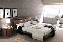 Men's bedroom