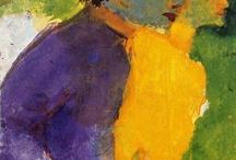 Contraste Amarelo-Violeta