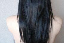 Black long layers