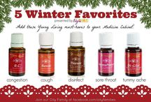 Young Living EOs / by Lisa Clark