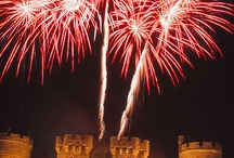 Add sparkle / Photographs of fireworks from New Forest Pics