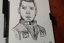 Eric draw
